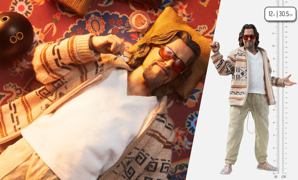 Gallery Feature Image of The Dude Sixth Scale Figure - Click to open image gallery