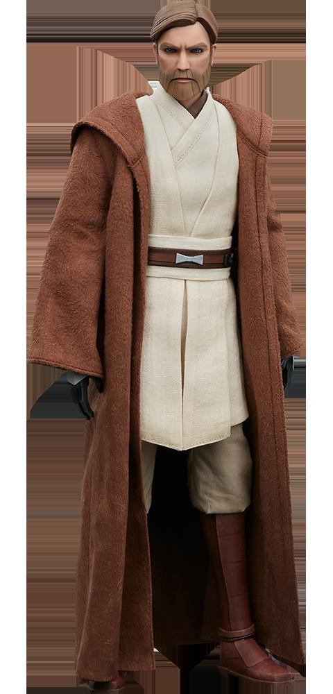 Sideshow Collectibles Obi-Wan Kenobi Sixth Scale Figure
