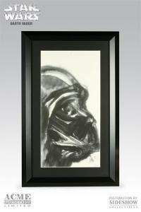 Gallery Image of Darth Vader' Limited Edition Giclee Print Fine Art Print