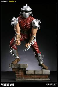 Gallery Image of Shredder Polystone Statue