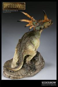 Gallery Image of Styracosaurus Maquette