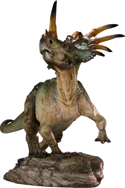 Sideshow Collectibles Styracosaurus Maquette
