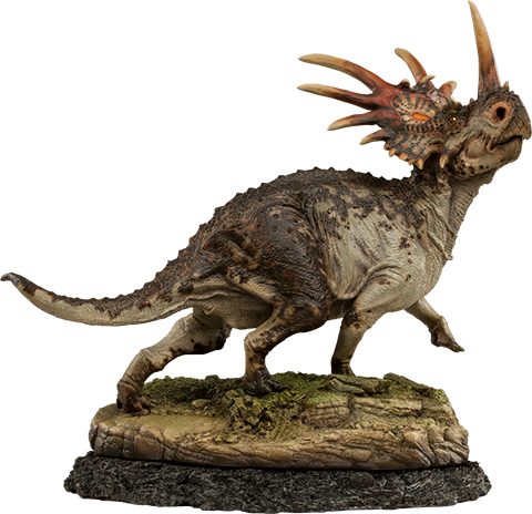 Sideshow Collectibles Styracosaurus Statue