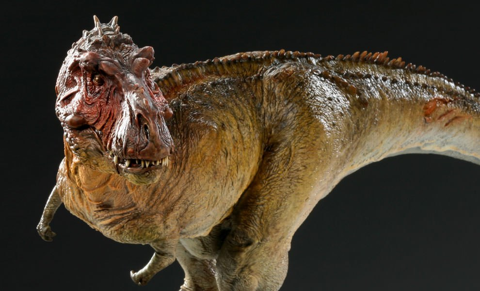 Gallery Feature Image of Tyrannosaurus Rex Maquette - Click to open image gallery