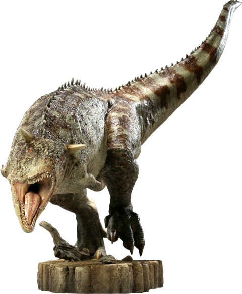 Sideshow Collectibles Carnotaurus Maquette