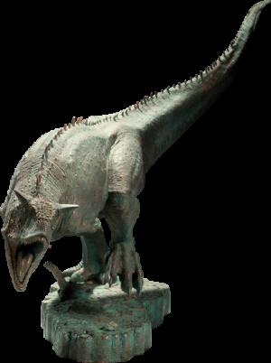 Carnotaurus Polystone Diorama