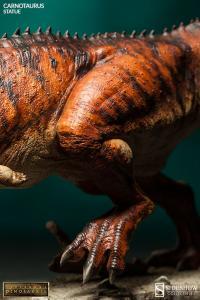 Gallery Image of Carnotaurus Statue