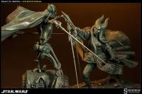 Gallery Image of 'Hunt for the Jedi' - Shaak Ti VS General Grievous Polystone Diorama