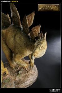 Gallery Image of Stegosaurus Maquette