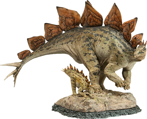 Sideshow Collectibles Stegosaurus Statue