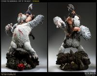 Gallery Image of Conan the Barbarian: Fury of the Beast Polystone Diorama