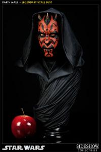 Gallery Image of Darth Maul Legendary Scale™ Bust