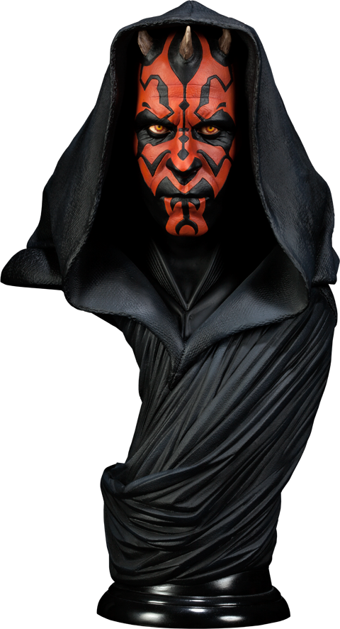Sideshow Collectibles Darth Maul Legendary Scale Bust