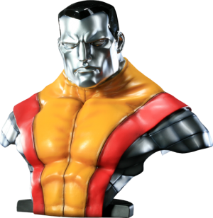 Colossus Legendary Scale Bust