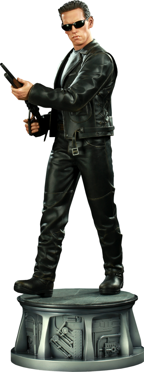 Sideshow Collectibles T-800 Polystone Statue