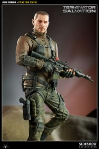 Gallery Image of John Connor Polystone Statue