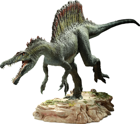 Sideshow Collectibles Spinosaurus Maquette