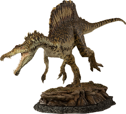 Sideshow Collectibles Spinosaurus Statue