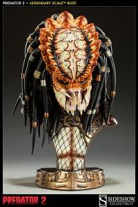 Gallery Image of Predator 2 Legendary Scale™ Bust