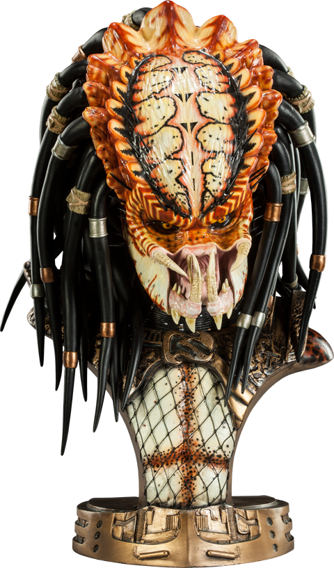 Sideshow Collectibles Predator 2 Legendary Scale Bust