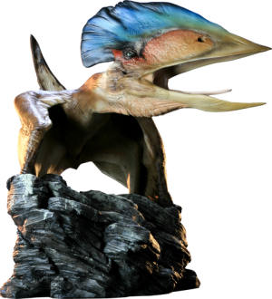 Tupuxuara - Pterodactyl Maquette