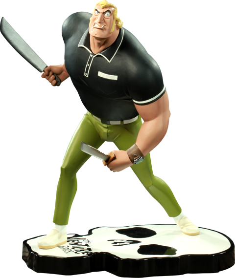 Sideshow Collectibles Brock Samson Statue