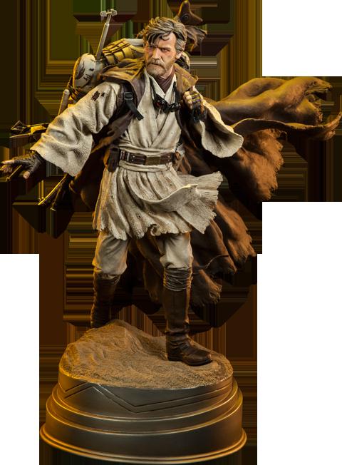 Sideshow Collectibles Ben Kenobi - Mythos Polystone Statue