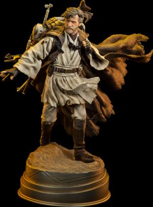 Ben Kenobi - Mythos Polystone Statue