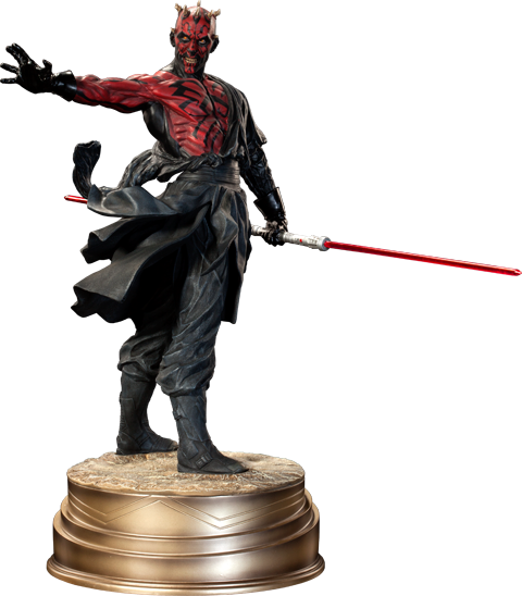 Sideshow Collectibles Darth Maul - Mythos Polystone Statue