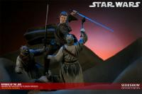 Gallery Image of Revenge of the Jedi - Anakin Skywalker VS Tusken Raiders Polystone Diorama