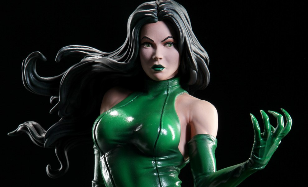 Gallery Feature Image of Madame Hydra Polystone Statue - Click to open image gallery