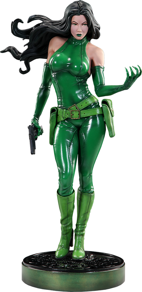 Sideshow Collectibles Madame Hydra Polystone Statue