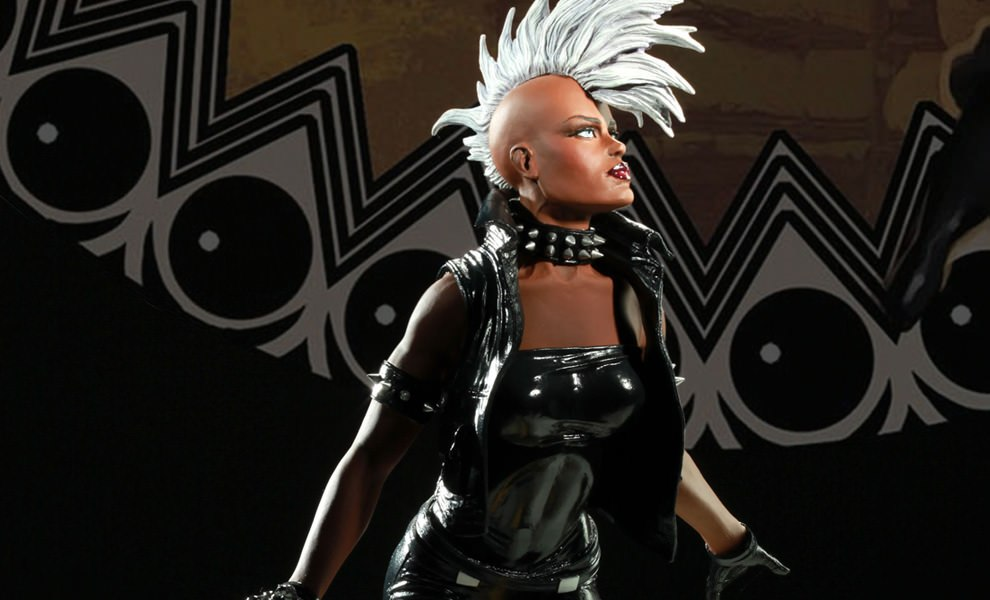 Gallery Feature Image of Women of Marvel: Storm Polystone Statue - Click to open image gallery