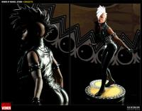 Gallery Image of Women of Marvel: Storm Polystone Statue