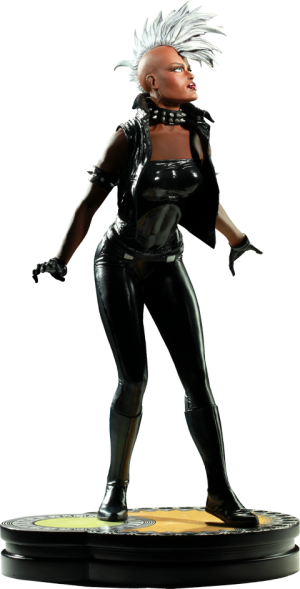 Women of Marvel: Storm Polystone Statue