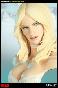 Gallery Image of Emma Frost Legendary Scale™ Bust