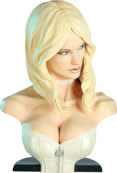 Sideshow Collectibles Emma Frost Legendary Scale™ Bust