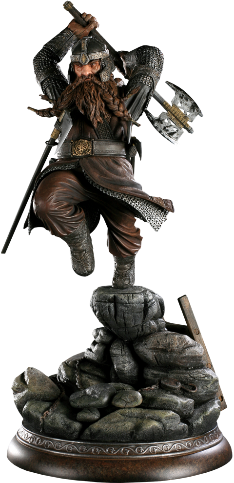 Sideshow Collectibles Gimli Polystone Statue