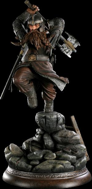 Gimli Polystone Statue