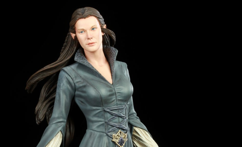 Gallery Feature Image of Arwen Polystone Statue - Click to open image gallery