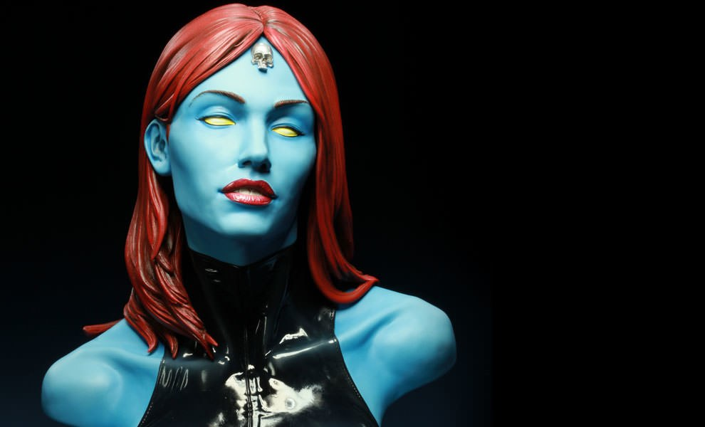 Gallery Feature Image of Mystique Legendary Scale™ Bust - Click to open image gallery