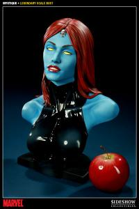 Gallery Image of Mystique Legendary Scale™ Bust