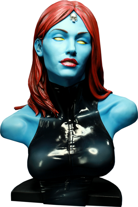 Sideshow Collectibles Mystique Legendary Scale Bust