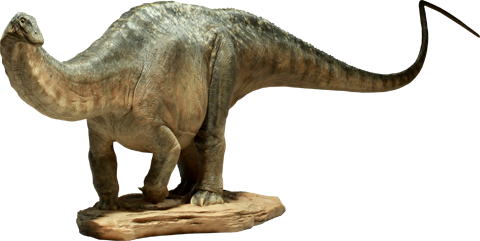 Sideshow Collectibles Apatosaurus Maquette