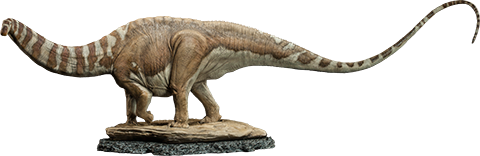 Sideshow Collectibles Apatosaurus Statue