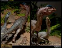 Gallery Image of Dilophosaurus Maquette