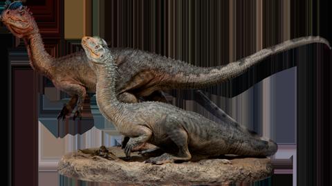 Sideshow Collectibles Dilophosaurus Maquette