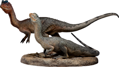 Sideshow Collectibles Dilophosaurus Maquette