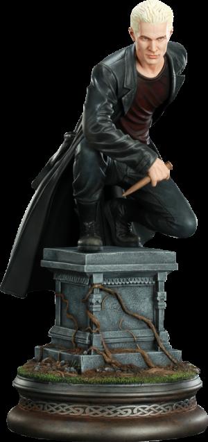 Spike Statue