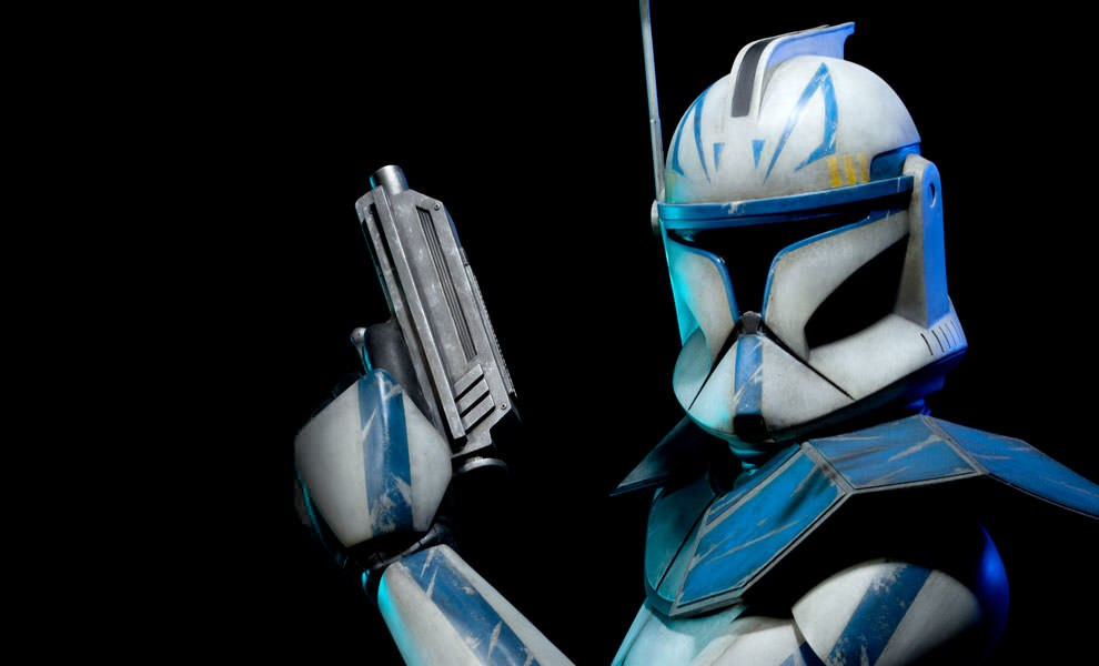 Gallery Feature Image of Captain Rex Legendary Scale™ Bust - Click to open image gallery